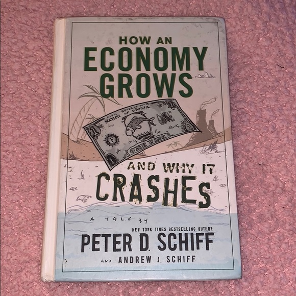 Other - how an economy grows and why it crashes book